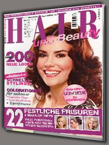 Frisuren Zeitschrift | Herz Hair Design Presseveroffentlichungen